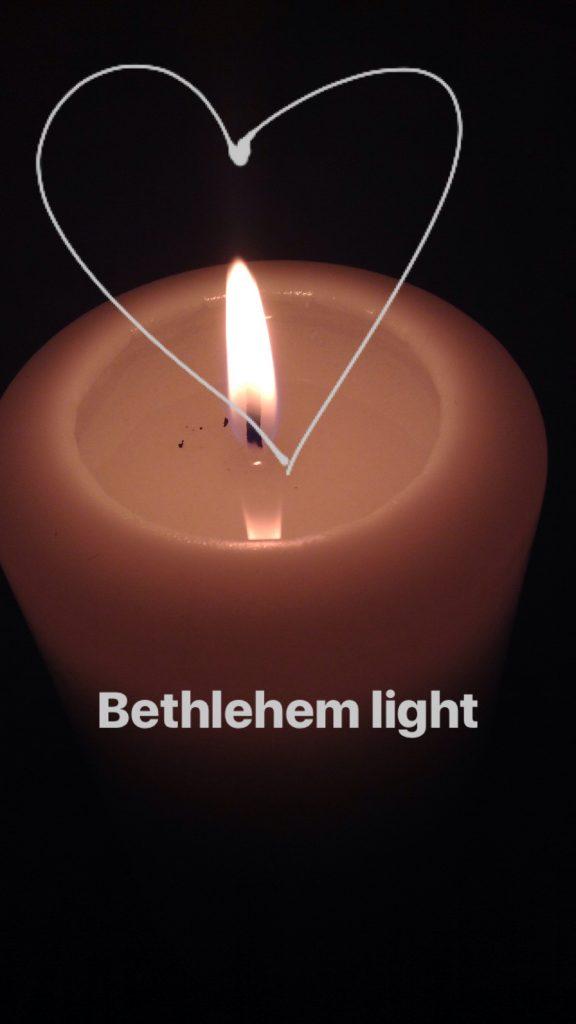 Betlémské světlo