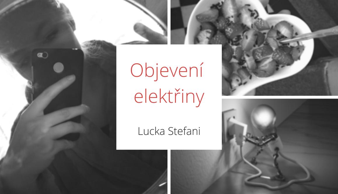 Objevení elektřiny