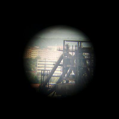 Pohled dalekohledem