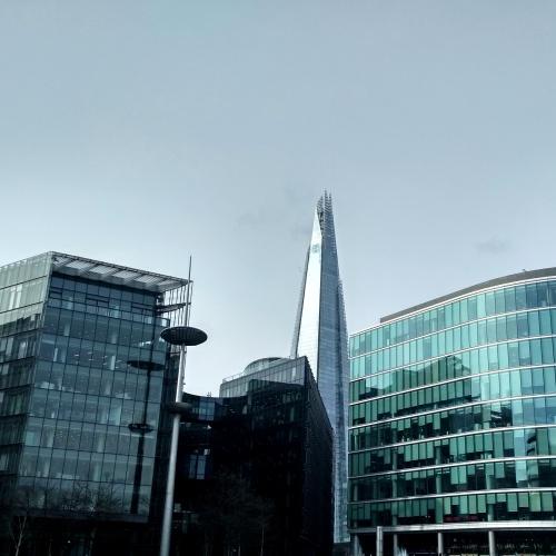 Londýn Shard