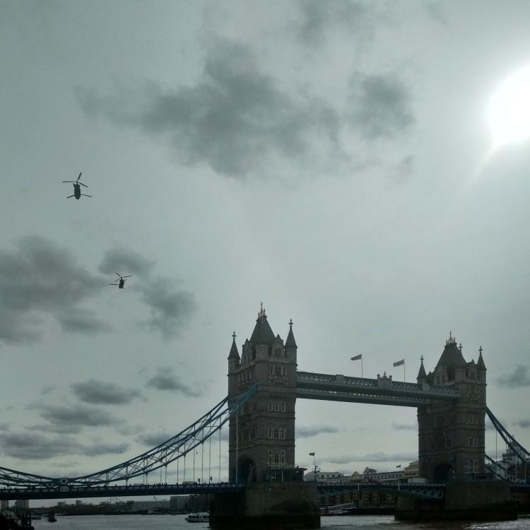 Londýn letadla