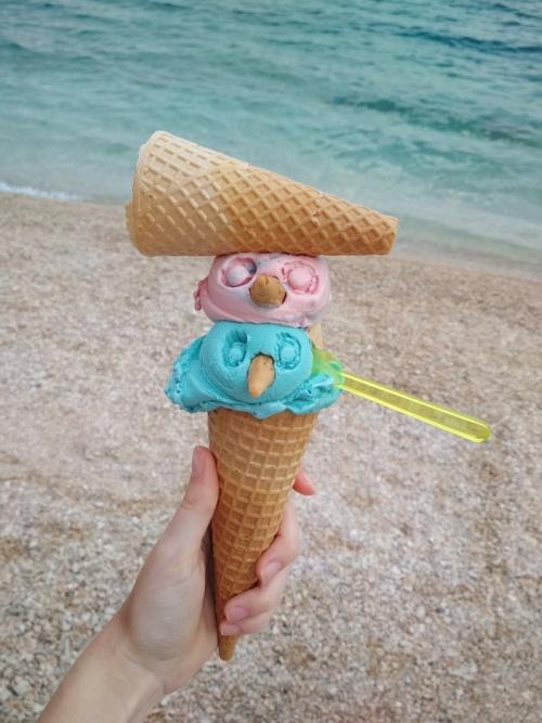 horko zmrzlina