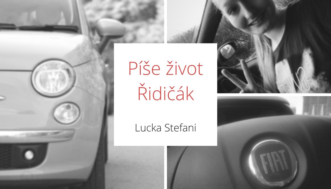 Píše život | Řidičák