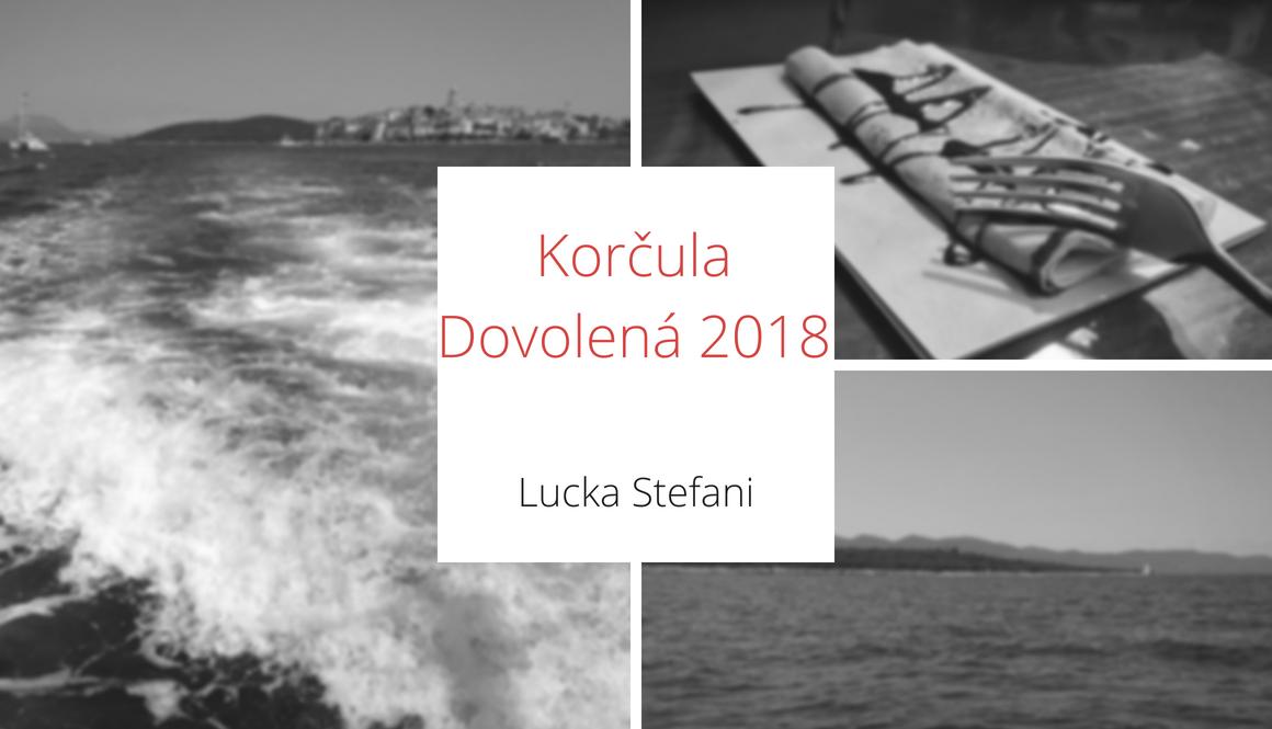 Korčula | Dovolená 2018