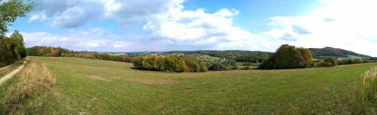 vyhlídka panorama