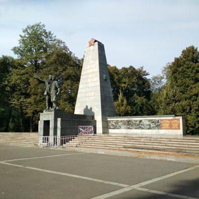 Pomník Rudé armády