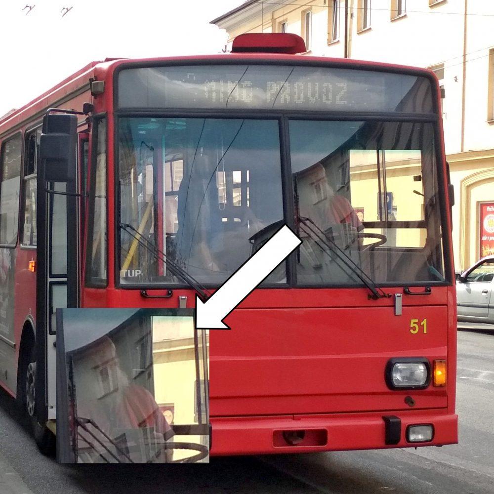 autobus Santa