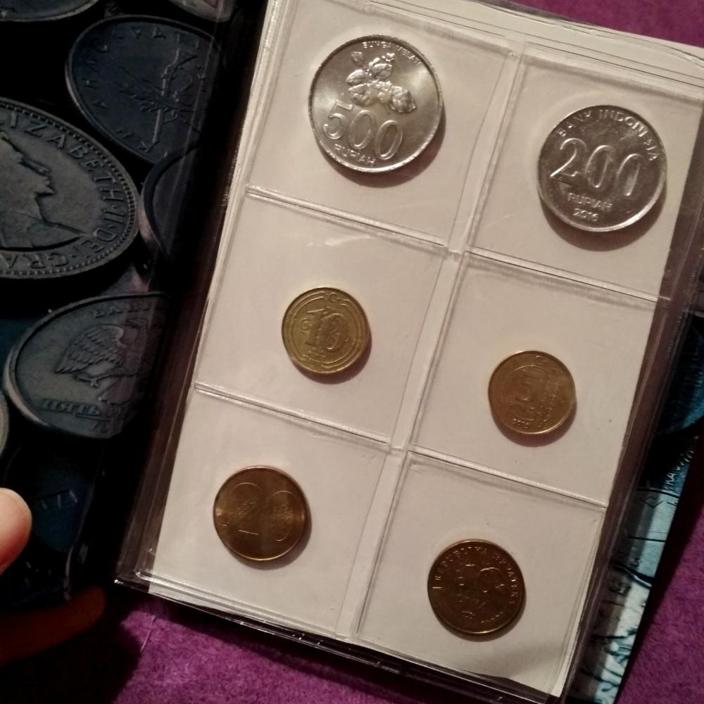 mince zahraniční