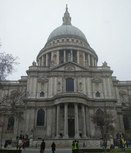 Londýn St Paul
