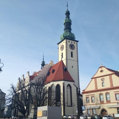 Tábor kostel
