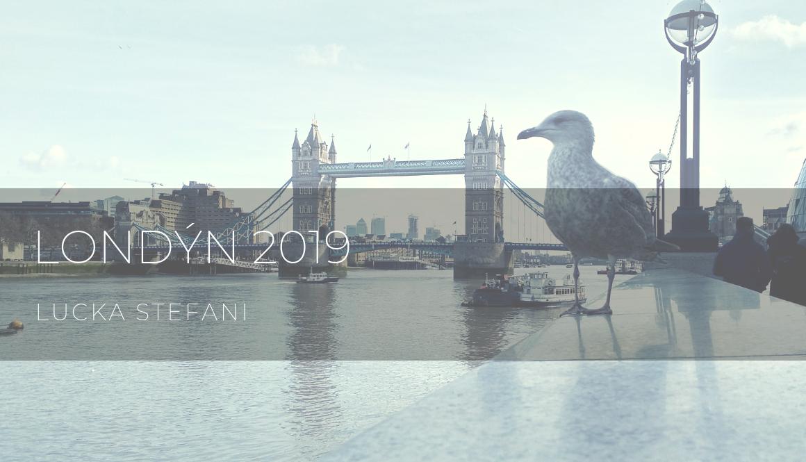 Londýn 2019