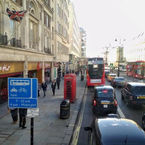 londyn bus